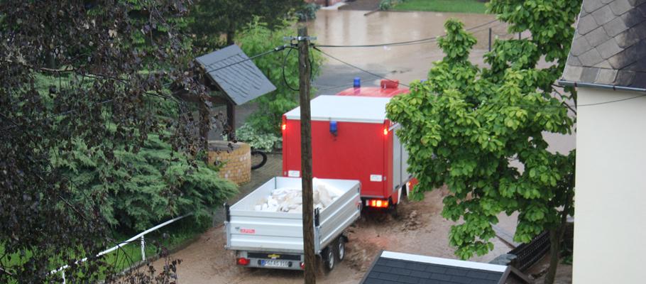 Hochwassereinsätze