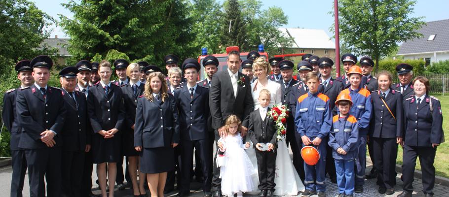 Hochzeit Sonja und Jens